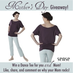 Sense Clothing | Mother's Day Giveaway for Social Media