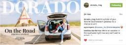 Dorado Magazine | Instagram Photo Contest - 50+ photos entered.